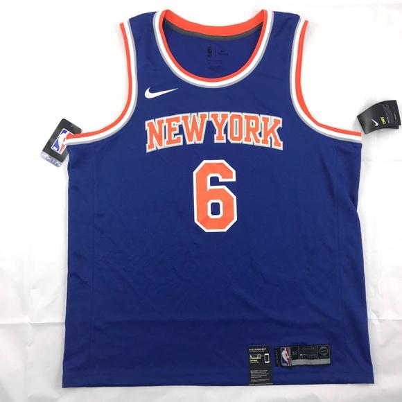 quality design 966ea 1ab40 Nike NBA New York Knicks Kristaps Porzingis Jersey NWT